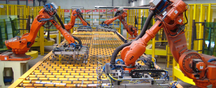 Maioria das Empresas Industriais já está a Investir em Robótica