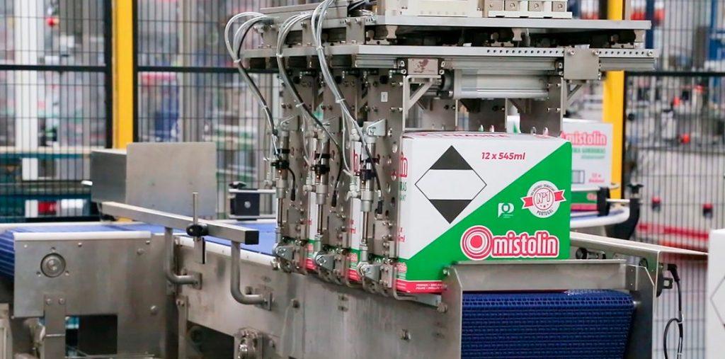 mistolin, gestão de produção, flow manufacturing
